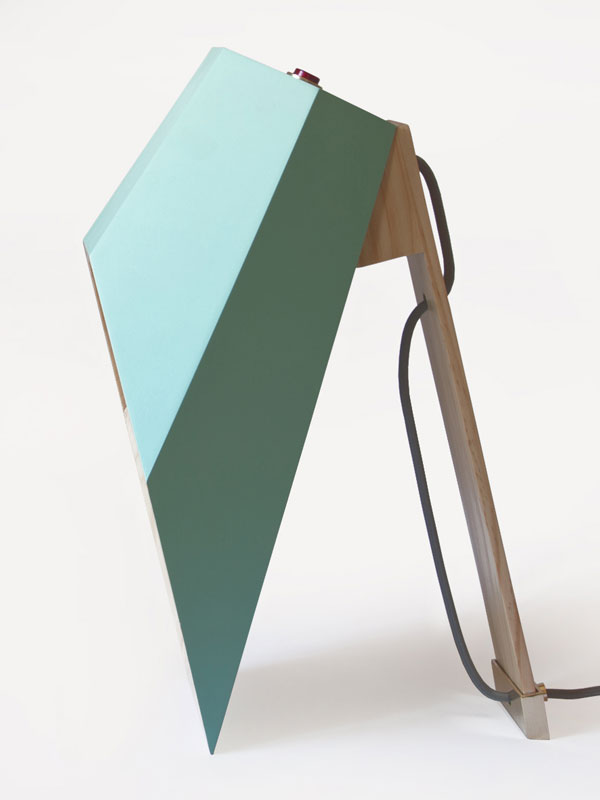 Woodspot by Alessandro Zambelli for Seletti