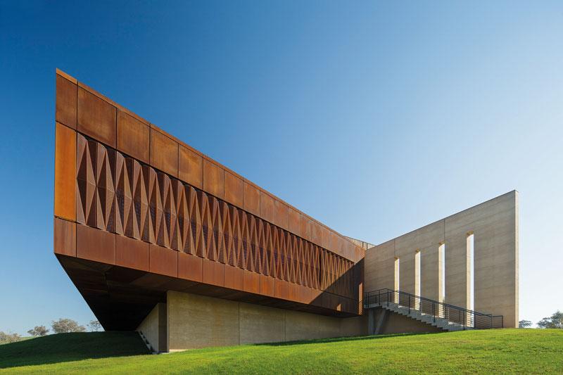 Garangula Gallery by Fender Katsalidis Mirams Architects - Australia - Completed Buildings - Civic and Community