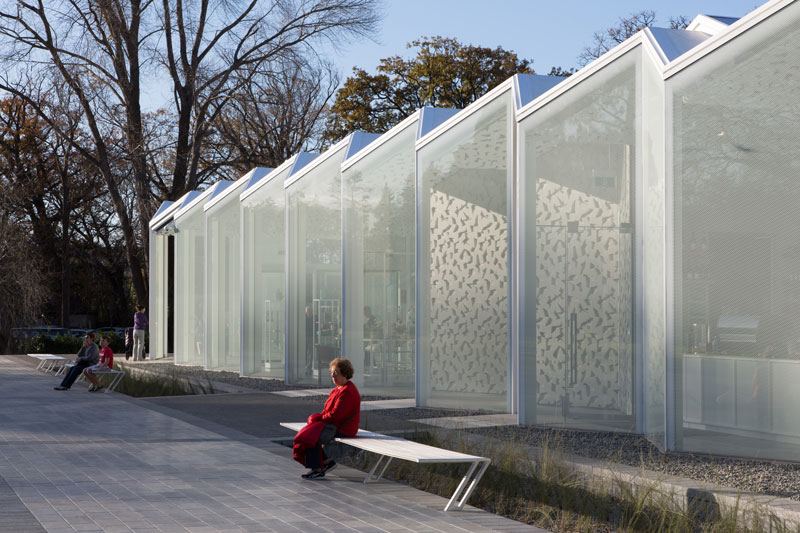 Christchurch Botanic Gardens Centre by Patterson Associates - New Zealand - Completed Buildings / Display