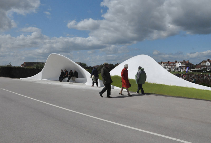 Acoustic Shells by Flanagan Lawrence - United Kingdom - Small Projects
