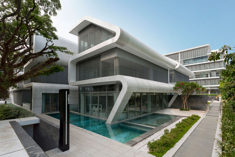 Oxley by LAUD Architects - Singapore - Completed Buildings / Housing