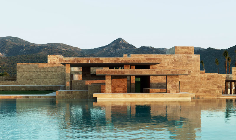 Yalikavak Marina Complex by EAA-Emre Arolat Architects - Turkey - Completed Buildings / Shopping