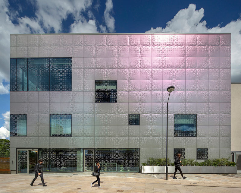 Spotlight Youth Space by Astudio - United Kindgom - Completed Buildings / Civic and Community