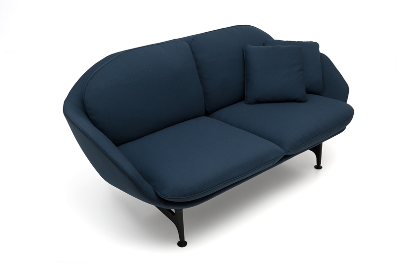 Vico Sofa by Jaime Hayon for Cassina