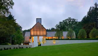 44PL House by Joeb Moore + Partners Architects