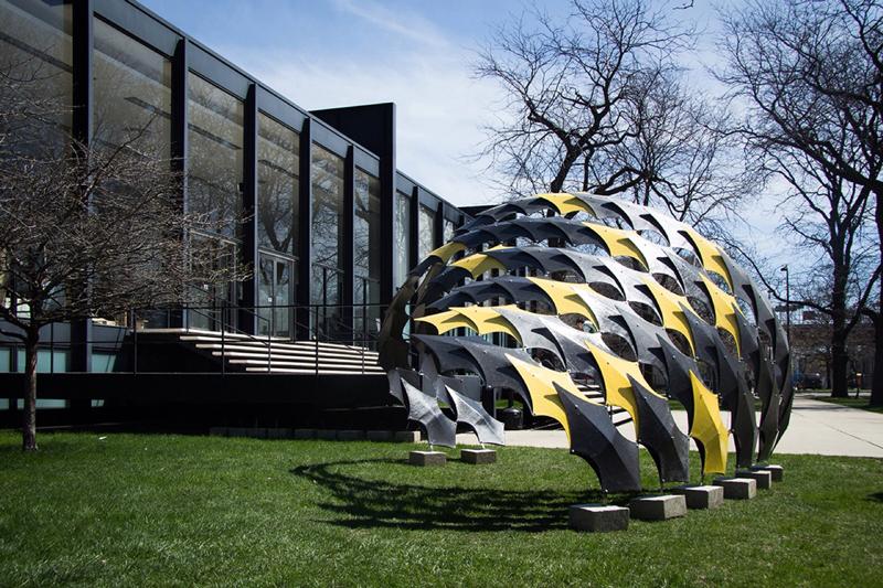 Pinup2014 - Jury Winner Future Voices - CarbonLAB - FIBERwave Pavilion