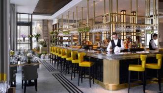 Pavilion Restaurant by into lighting & designLSM
