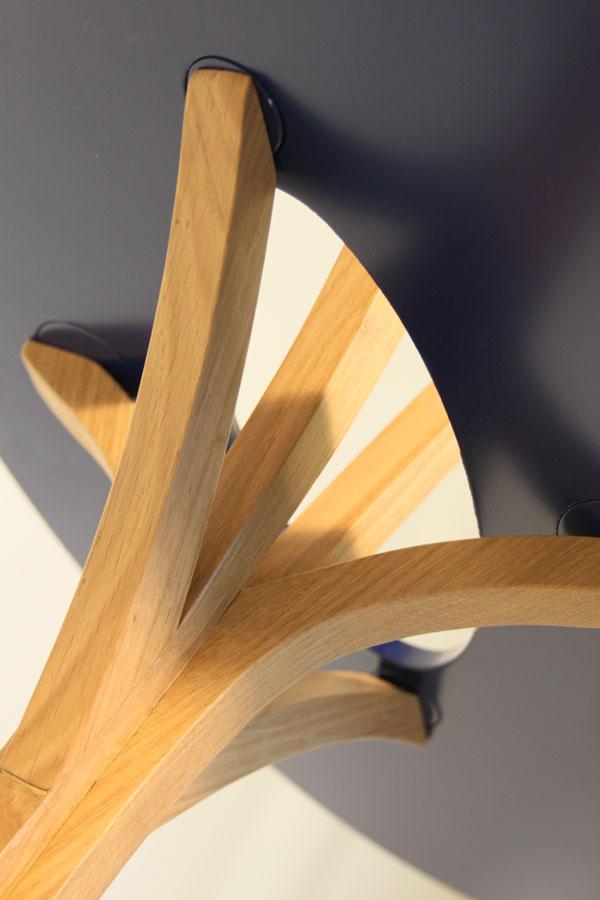 Climber Side Table by Enrico Mangialardo for E1+E4