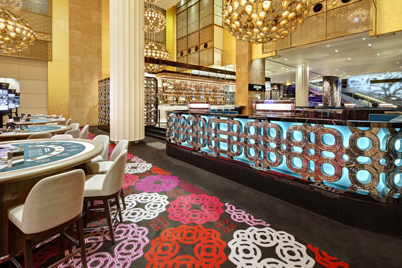 Crown Casino Interior Designers