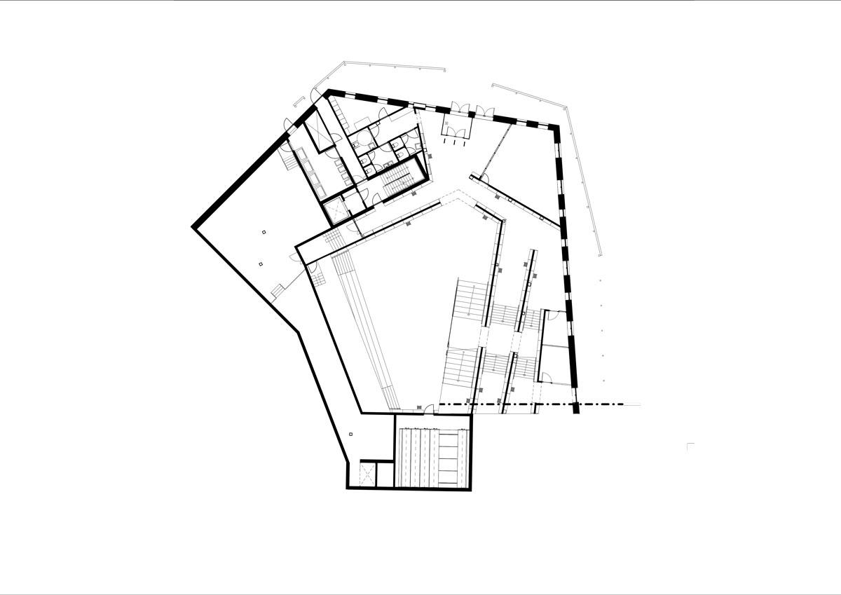 Dalarna University Media Library by ADEPT - Plan Level 1