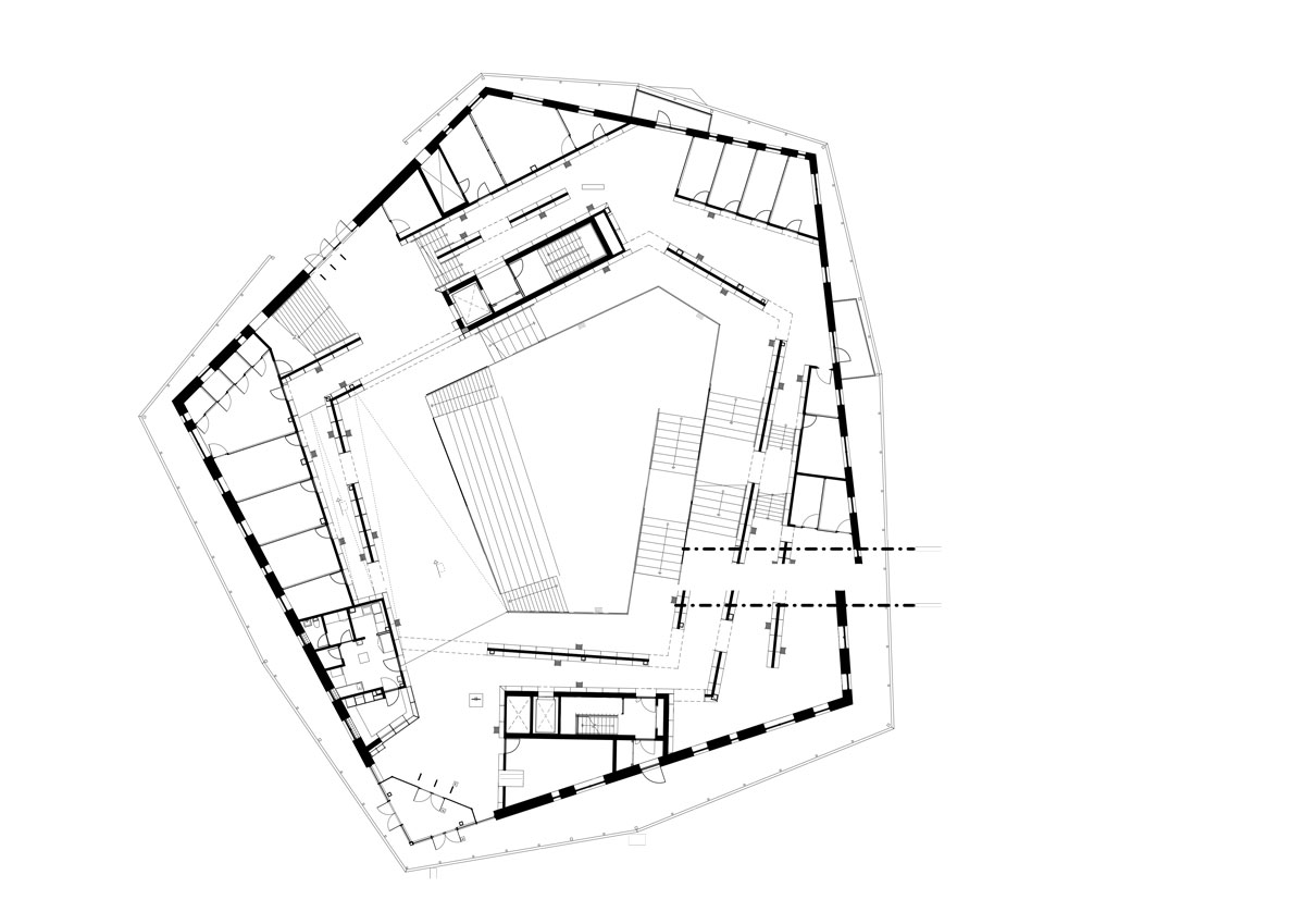 Dalarna University Media Library by ADEPT | Design Chronicle