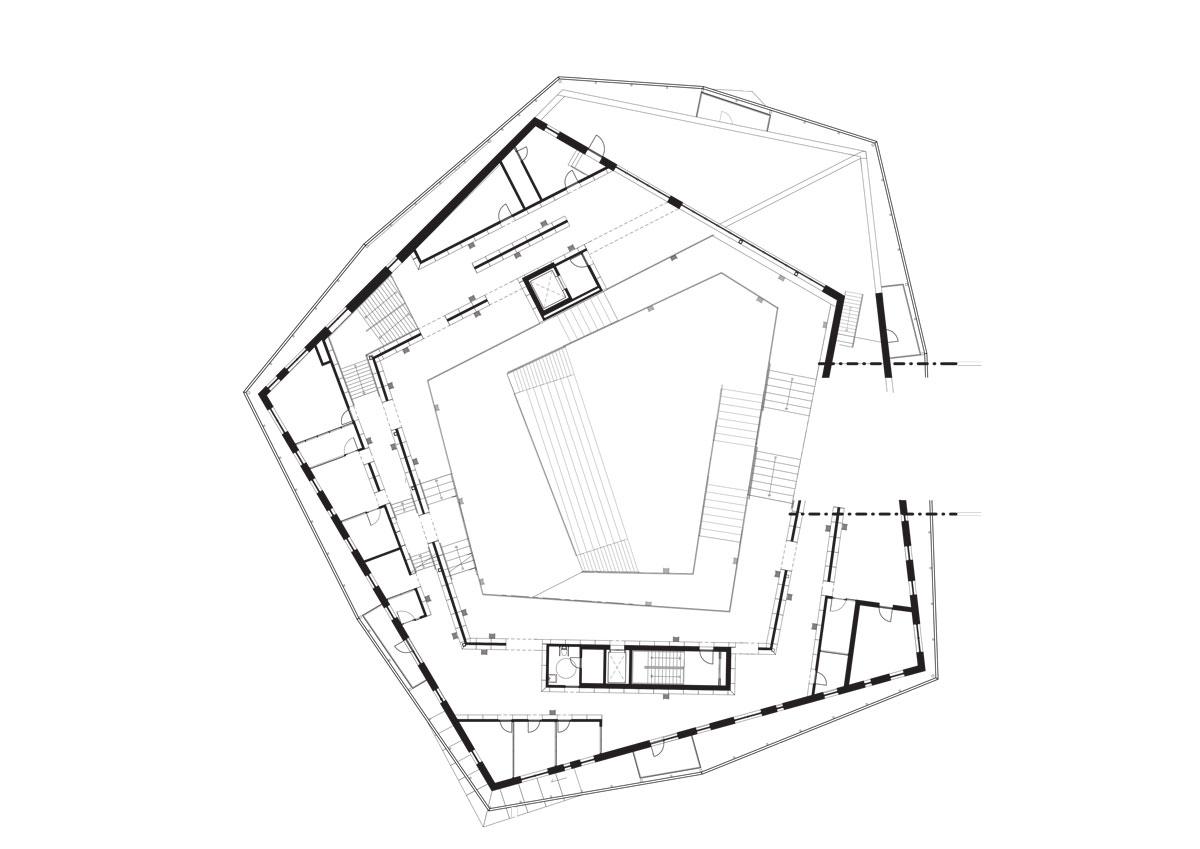 Dalarna University Media Library by ADEPT - Plan level 3