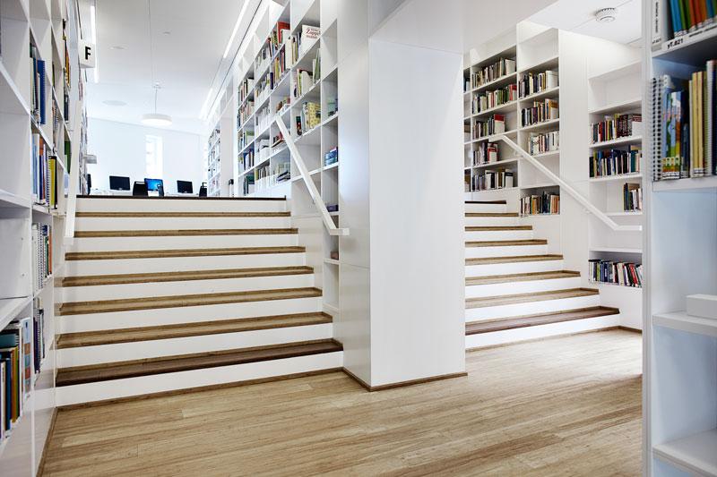 Dalarna University Media Library by ADEPT