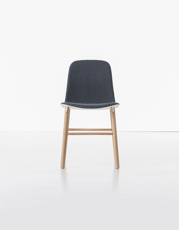 Sharky Chair by Kristalia
