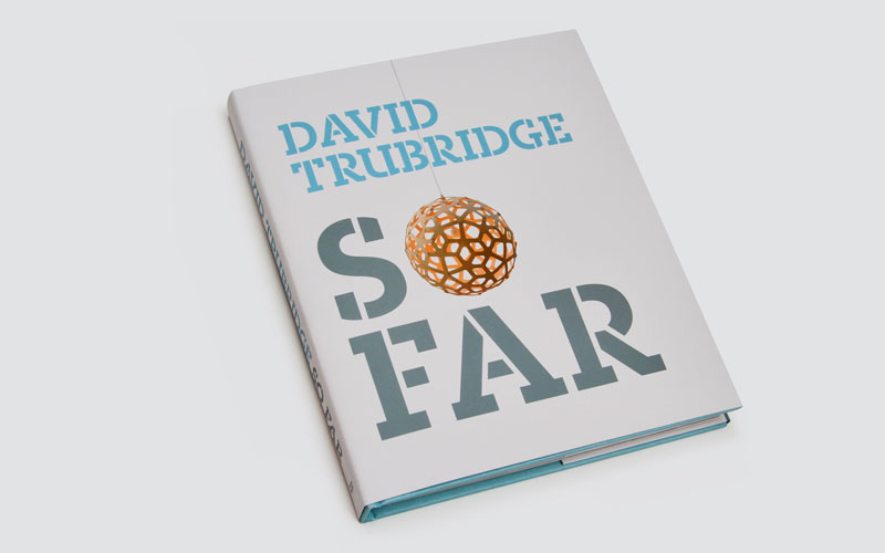 So Far Book by David Trubridge