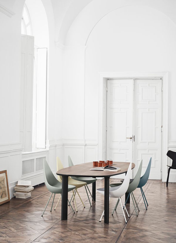 Analog Table by Fritz Hansen