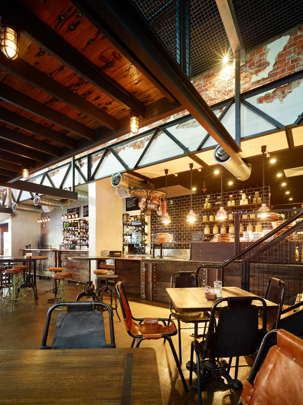 Shaw and Co. Restaurant by Daarc Architecture + Interiors