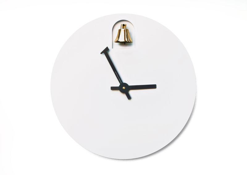 DINN 'Musical' Clock by Alessandro Zambelli for Diamantini & Domeniconi