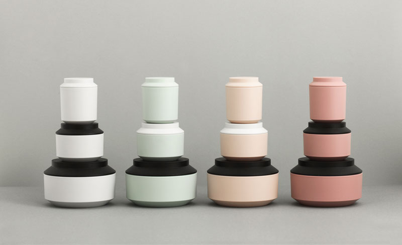 Geo Jugs by Normann Copenhagen