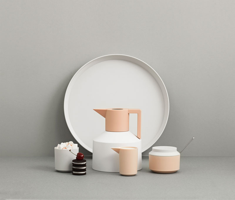 Geo Tea Time Nude by Normann Copenhagen