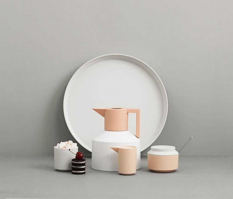 Geo Tea Time Nude by Normann Copenhagen