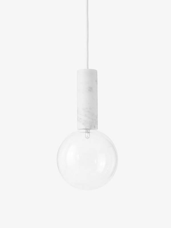 Marble Light by &tradition