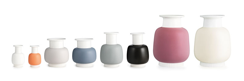 Nyhavn Vase by Normann Copenhagen gets bigger
