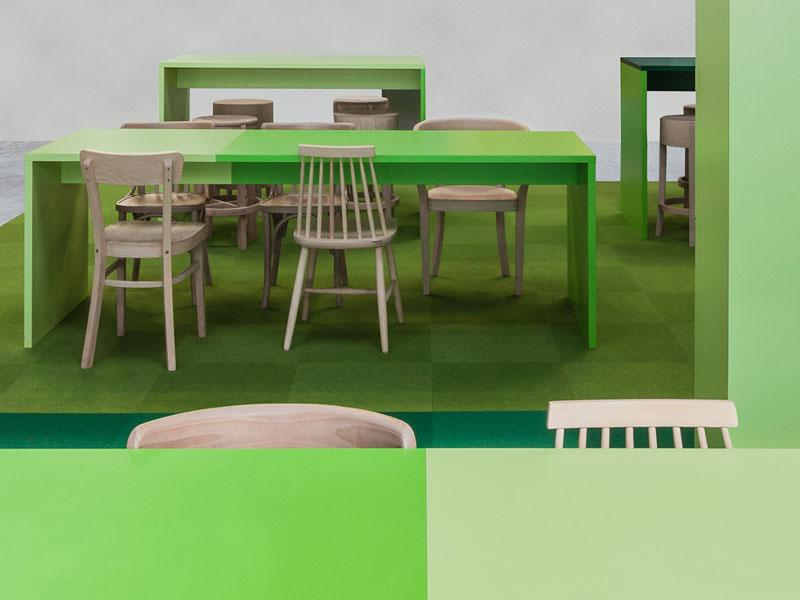 Social 01 by i29 interior architects