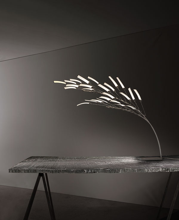 New Lighting designs from Ingo Maurer