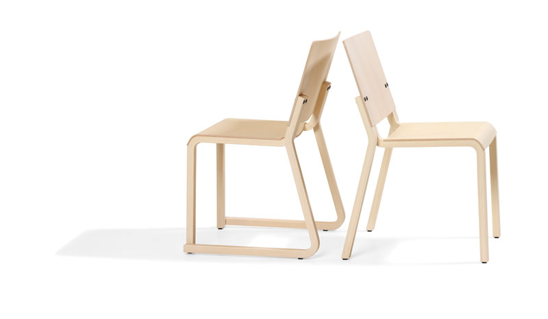Vivi 2 by Blå Station - Architecture in a chair