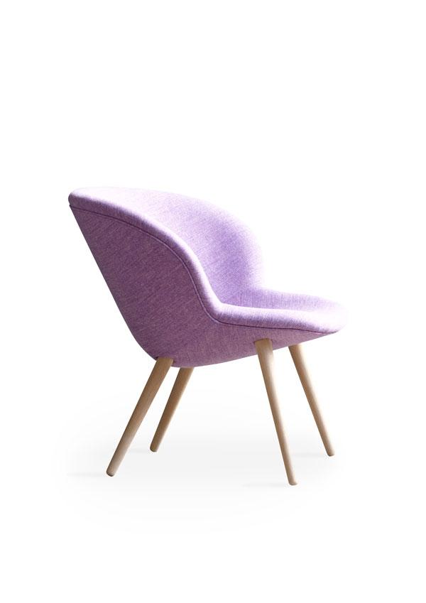 Capri Lounge by busk+hertzog for +HALLE