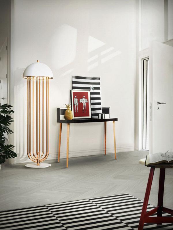 Turner Floor Lamp by Delightfull