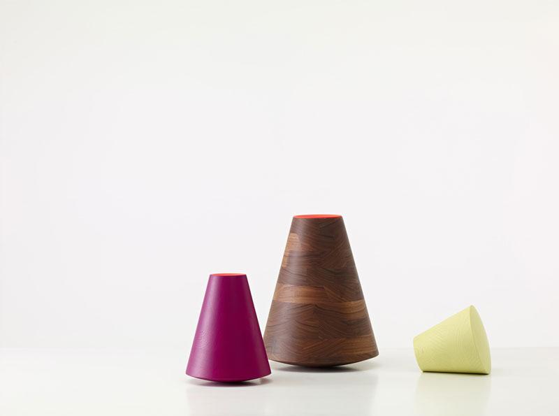 Etna vases by Frédéric Richard for PER/USE