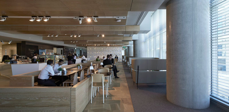 sydney office. ANZ Sydney Office By HASSELL