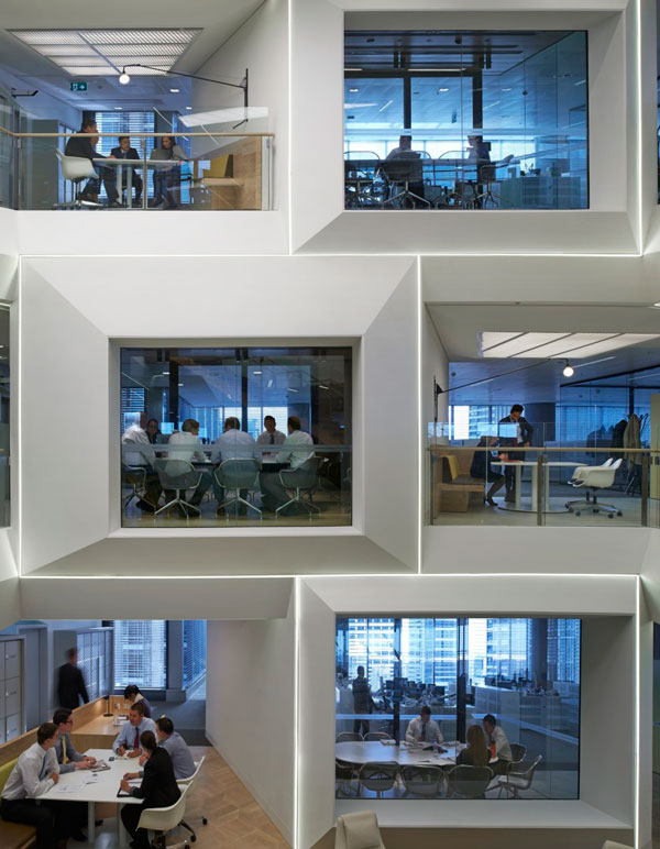 ANZ Sydney Office by HASSELL