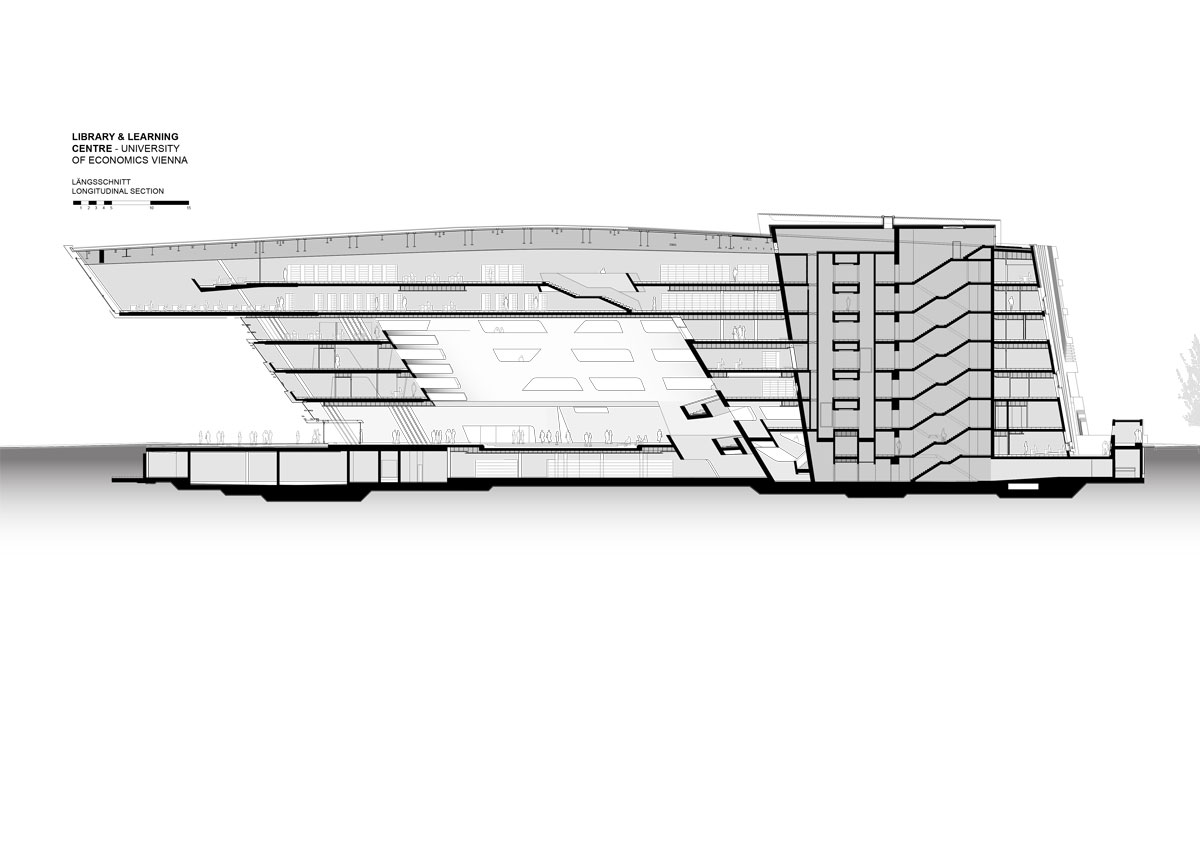 Library and Learning Centre by Zaha Hadid Architects