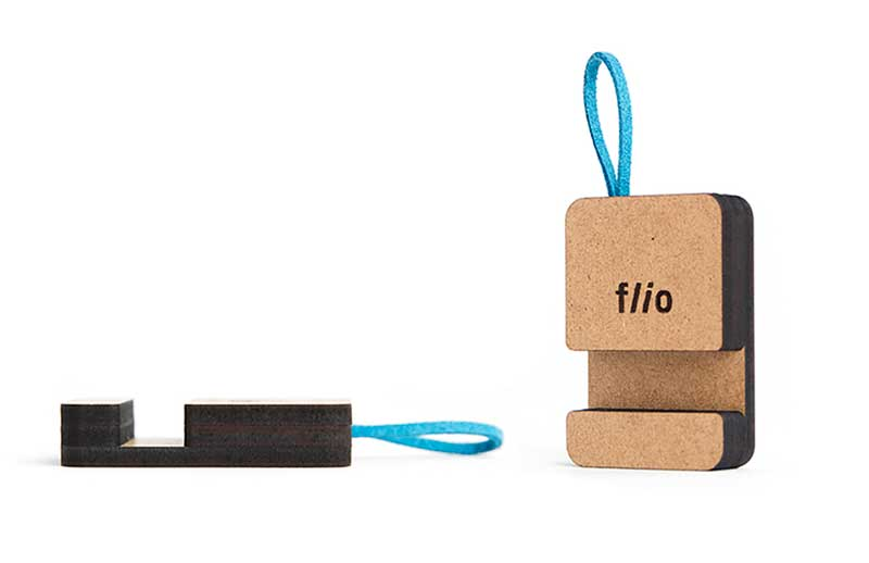 Vlad Butucariu reveals FLIO Mini - phone stand