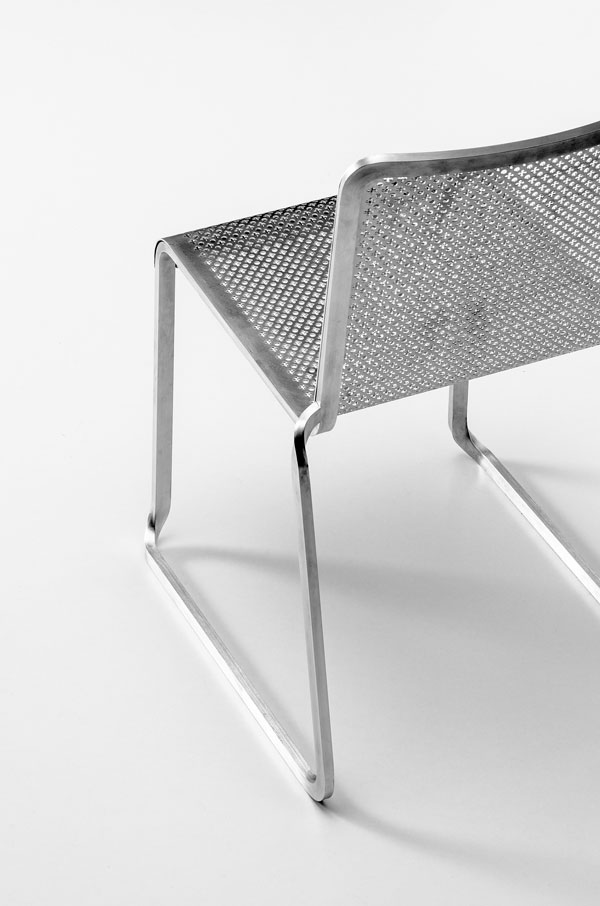 oXo Chair by Xavier Lust for Kristalia