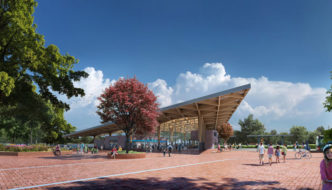 Powerhouse Company & De Zwarte Hond win Assen Station project