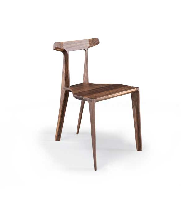 Orca Chair by Portuguese WEWOOD & STUDIO GUD