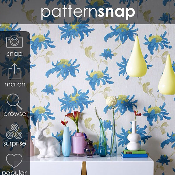 patternsnap: An app every interior designer needs