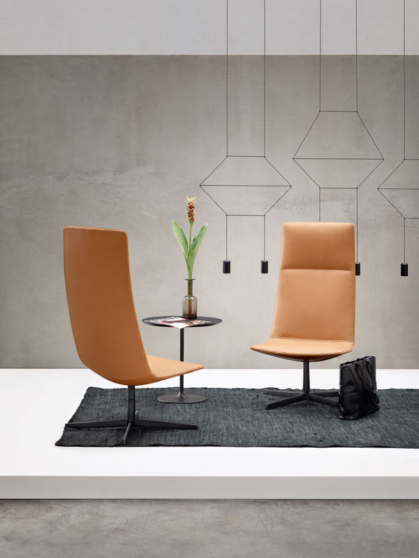 Catifa Sensit Collection by Arper