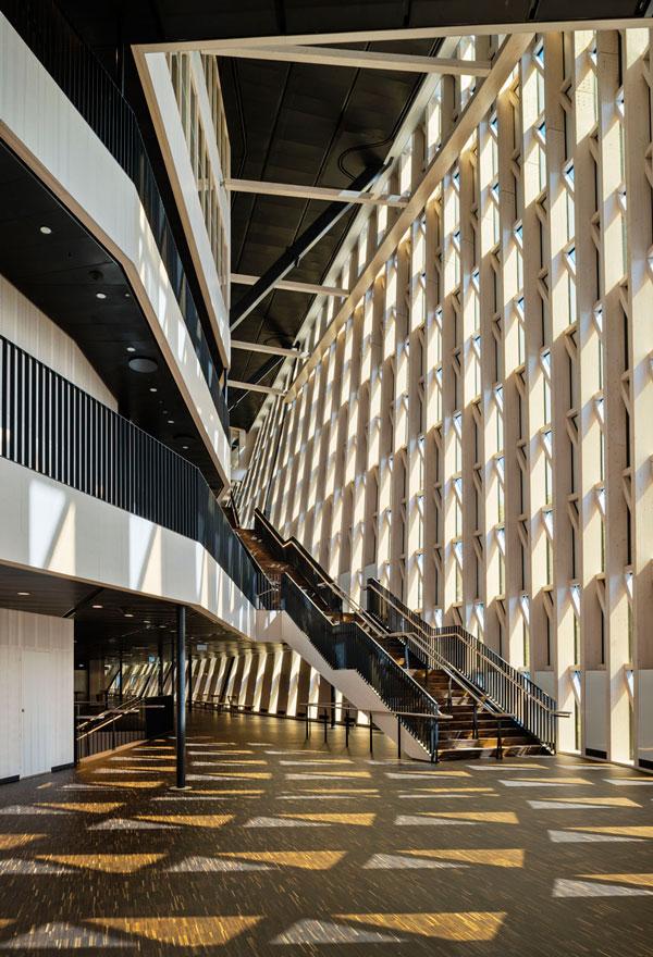 Aula Medica by Wingårdh Arkitektkontor AB