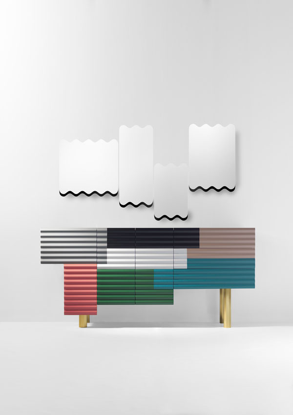 Shanty by Doshi Levien for BD Barcelona