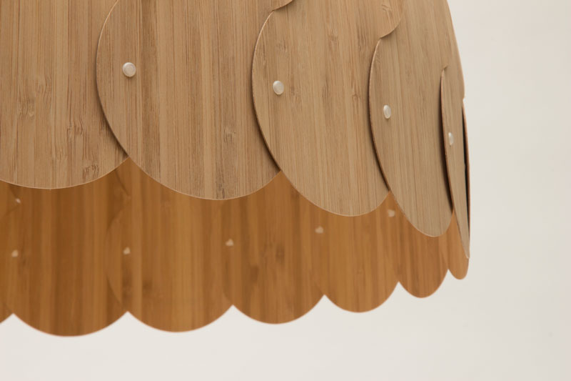 Beau by David Trubridge - detail