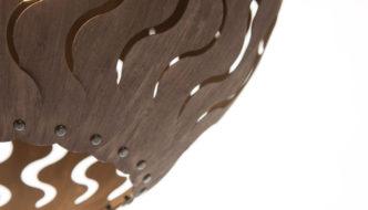 David Trubridge Releases new Belle and Beau Pendant Lights