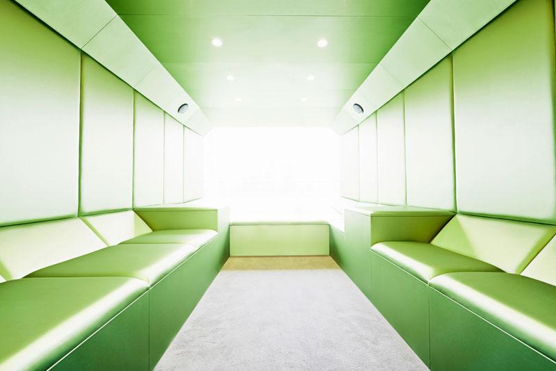 innocean headquarters by ippolito fleitz group design chronicle. Black Bedroom Furniture Sets. Home Design Ideas