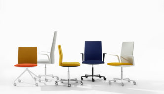 Arper launches Kinesit Collection