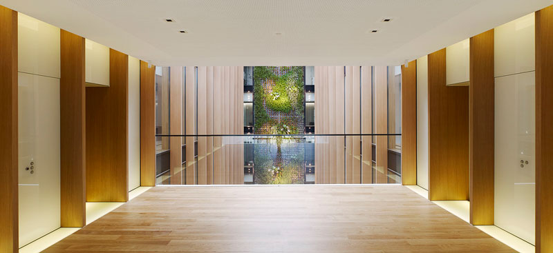 Make designs new HSBC Private Bank Headquarters in Geneva