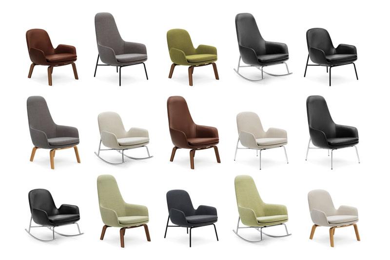 Normann Copenhagen presents the Era Lounge Collection